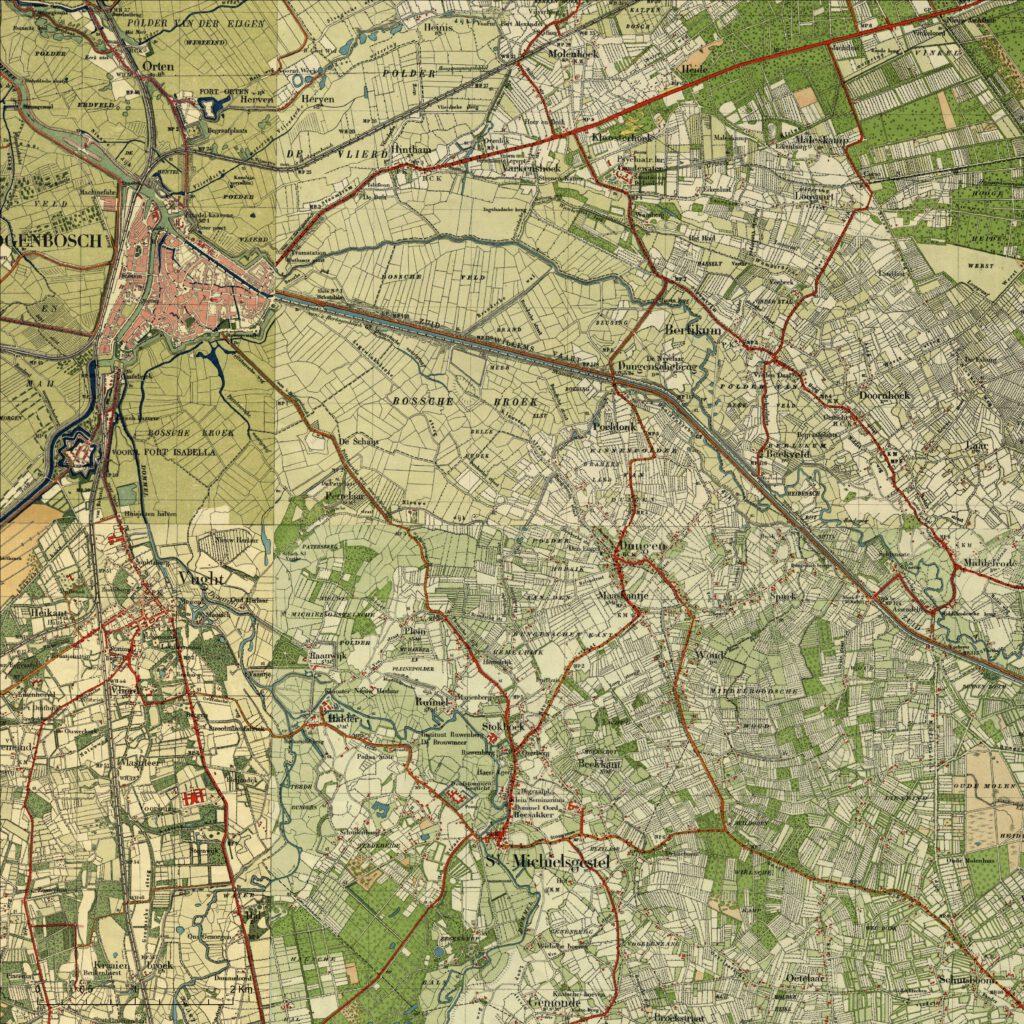 Bossche Broek circa 1930