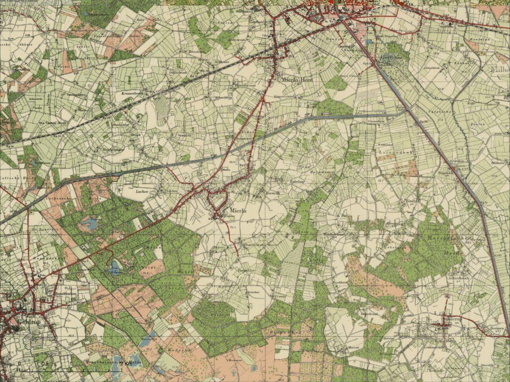 Mierlo circa 1930